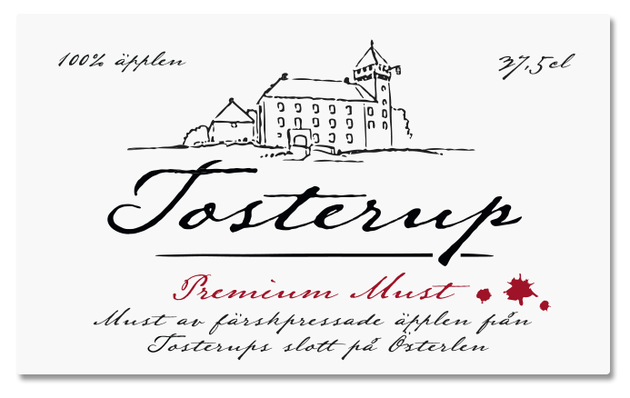 Tosterup Premium Must